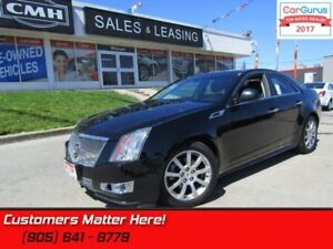 2013 Cadillac CTS   AWD, LEATHER, REAR CAMERA, SUNROOF, HEATED S