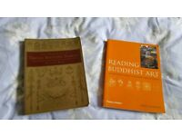 Two books on Buddhist art