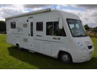2009 4-berth A-Class Pilote Explorateur g 730fc Motorhome For Sale REDUCED £2000