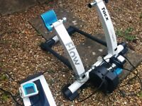 Tacx flow bike trainer