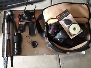Camera package for sale
