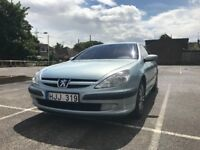 LHD peugeot 607 2.2hdi this car no problem