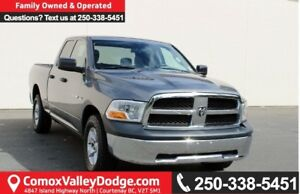 2010 Dodge Ram 1500 ST KEYLESS ENTRY, CRUISE CONTROL, A/C, TO...