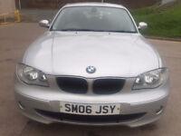 BMW 1 SERIES 2.0 120D SPORT 5d AUTO 161 BHP PARKING SENSORS, ALLOY WHEELS FULL SERVICE RECORDS