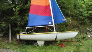 great starter catamaran