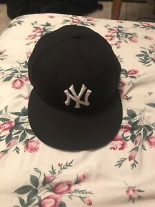 Brand new New York hat