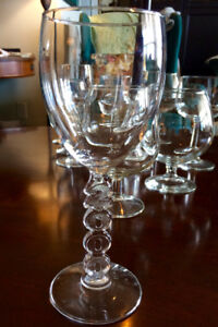 Wine Glasses & other stemware