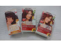 Hair Dye x 3 Red Shades - GARNIER