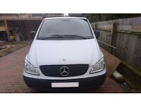 Vito 109 CDI 2.1 long base in good condition but needs some tlc - NO VAT