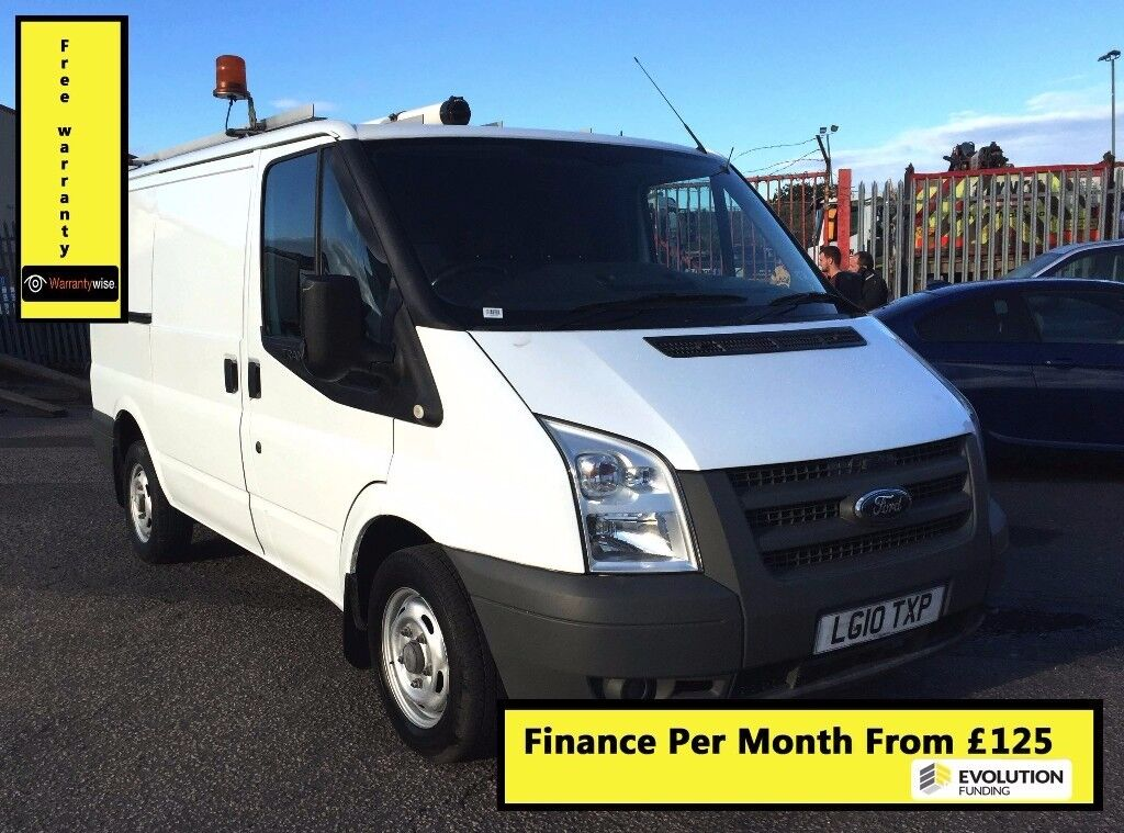e1c21a8706 SALE!!Ford Transit Van 2.2 300-1 Owner-EX BT