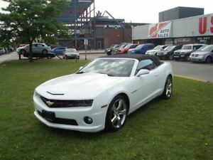 2012 Chevrolet Camaro 2SS V8 6.2L ~ CONVERTIBLE ~ LEATHER ~ LOW
