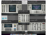 PRO MUSIC PLUG-INS FOR MAC/ PC