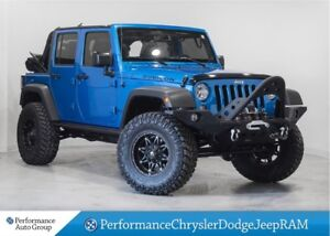 2015 Jeep WRANGLER UNLIMITED Rubicon * Lifted Monster