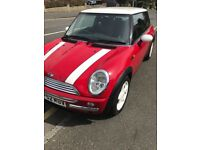 Mini Cooper 1.6 for sale!! Perfect first car!!!! Great little runner!!! Very cheap!! Immaculate!!