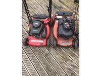 Mowers spares or repair