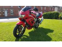Honda VTR 1000 Firestorm PX Swap UK Delivery