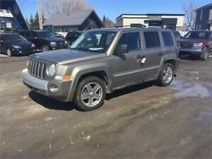Jeep patriot awd  2008