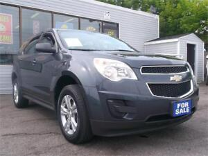 2011 CHEVROLET EQUINOX LS !!! ONLY 140,000 KMS !! BEAUTIFULL !!!