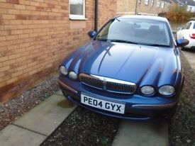 Jaguar x type 2.0L Petrol