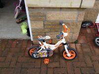 Toddler bikes- free