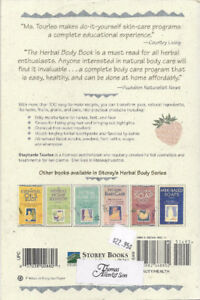 THE HERBAL BODY BOOK 1994