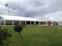 Marquee erectors required for full time seasonal positions