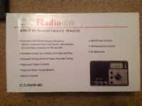 Two different c crane radios in mint condition.These are increasingly difficult to get hold of.