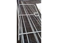 HERAS FENCING DOOR
