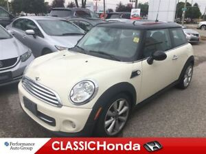 2013 MINI Cooper Hardtop NAVI | LEATHER | PANO ROOF | (AS IS) |