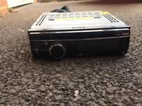 Clarion Cd Player Used