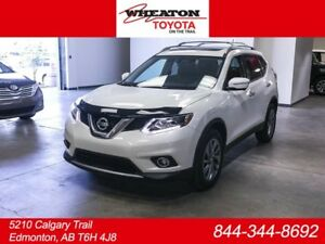 2015 Nissan Rogue SL, 3M Hood, Remote Starter, Navigation, Leath