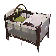 """Pack n Play"" baby playpen 50$ obo"