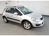 SUZUKI SX4 GLX 2008 1.6 5 DOOR FULL SERVICE HISTORY EXCELLENT CONDITION INSIDE AND OUT