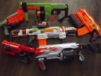 Nerf Vortex/N Strike/Zombie Bundle