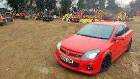 2006 Vauxhall Astra SRi+ XP 1.9 CDTi 150 Red Remapped Lowered Rota
