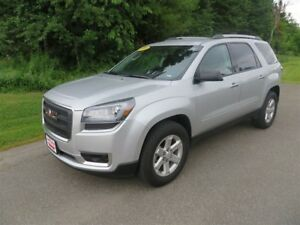 2016 GMC Acadia SLE, HEATED LEATHER, AWD!
