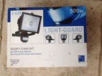 Security floodlight