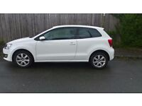 **** 2014 Volkswagen Polo 1.4 Match 3dr White*****