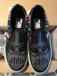 Brand new Star Wars Vans, size 13