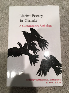 Native Poetry in Canada