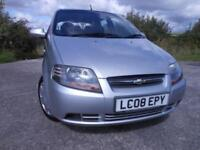 2008 08 CHEVROLET KALOS 1.2 SE 5D 72 BHP ** 1 OWNER FROM NEW , ONLY 40,525 MILES