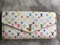 Limited edition Louis Vuitton Sarah wallet