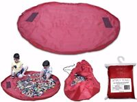 Toy Storage Bag and Play Mat 60inch for Your Kids