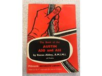 The book of the Austin A30 & A35