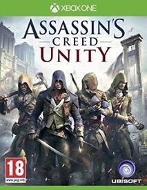 Assassins Creed Unity Xbox One Brand New