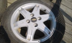 Gm rims and tires 225 50 17