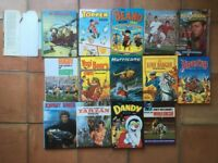 Comic Annuals. Mainly 1960s. Job lot of 23. £60