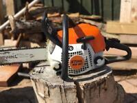 Stihl ms181 14inch chainsaw