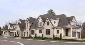 Executive Town homes Near Niagra Falls Price from Mid 400's