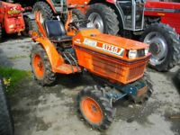 Kubota B1750 Compact Tractor